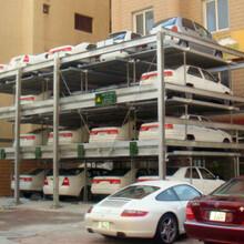 南京出租大量两层三层机械车库租赁机械停车设备