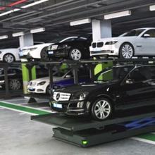 北京大量回收机械车库回收地坑两层立体车库