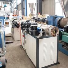 河南PVC管材生产线价格图片