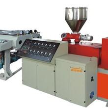 黑龙江PE管材生产线厂家图片