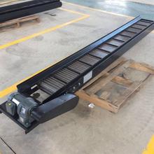 齊二機床車削機床C51排屑機定做鏈板式排屑器圖片