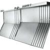 台群立式加工中心T-V1165H专用导轨钢板防护罩