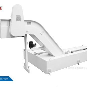 上海排屑机V1580数控立式加工中心排屑机