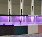 青海西藏新疆內蒙魚缸批發基地定制生態水族箱名亨水族用品