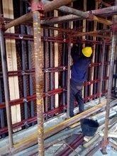 新型建筑模板支撑,全套剪力」墙钢支撑安全可靠Ψ,行业领※先图片
