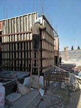 钢背楞,新型建筑模板支撑,钢支撑加固体系成施工本性价比高图片