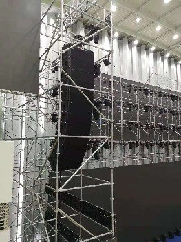 山東線陣音響,LED顯示屏,舞臺燈光租賃一站式服務商
