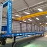 集裝箱裝貨輔助設備-可載貨行走,遙控操作