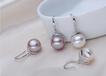 珍珠首飾珍珠戒指純銀全國各地