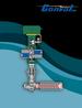 ConvalClampseal®再循环旁通阀用于低负荷运行防止给水泵过热