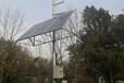 湖北武漢太陽能無線視頻監控道路監控風光互補發電系統