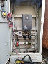 北京怀柔DELIXI德力西CDI9100深井泵变频器维修怀柔深井泵变频柜上门安装调试图片