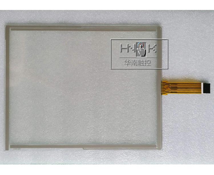 12.1寸4线电阻触摸屏工控机工业级控制一体机触控屏触摸板