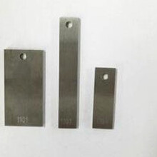 Q345腐蚀挂片16Mn低合金钢水质监测冷却水处理实验标准腐蚀试片图片