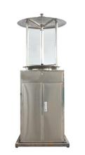 鄭州太陽能自動蟲情測報燈ZD-NLA1農林普及型八位轉倉系統圖片