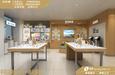 新版5G展示形象柜裝修設計效果圖手機體驗臺款式