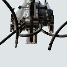 柏岸專業生產環接設備皮帶打齒機輸送帶熱壓機