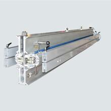 PVC皮帶接駁機輸送帶熱壓機皮帶開齒機