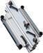 廠家定制輸送帶熱壓機PVCPUPE輸送帶接駁機流水線皮帶接頭機