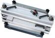 不銹鋼機身1070500水冷熱壓機皮帶接駁機PVC輸送帶接頭機