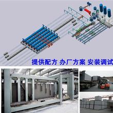 加氣磚設備加氣板材設備小型粉煤灰加氣設備小型加氣板材設備圖片