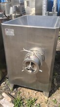 回收凍肉絞肉機大型絞肉機型號不限