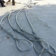 绍兴插编钢丝绳索具厂家供应图片