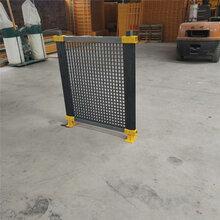 機場圍欄聚酯格柵玻璃鋼聚酯護欄隔離欄生產廠家支持定制圖片
