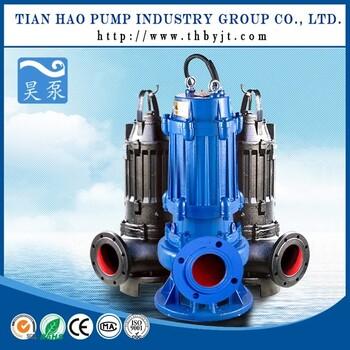 潛水污水泵廠家型號規格