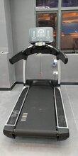 大胡子瀚马科技力健跑步机图片