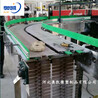 厂家定制输送设备配件流水线尼龙网带输送机