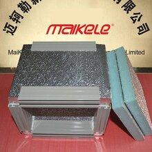 厂家直销铝箔聚氨脂复合风管板材图片