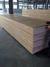 厂家直销改性型绞制纤维钢面压花酚醛复合风管板图片