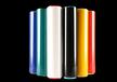 彩色纏繞膜
