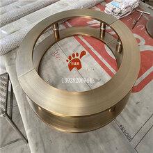 铝板雕刻青古铜拉手,圆形拉手,佛山五金拉手生产厂东森游戏主管图片