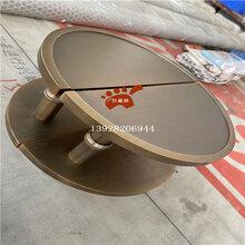 鋁雕半圓拉手,佛山生產拉手廠家,青古銅鋁板雕刻拉手圖片