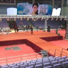 扬州舞台搭建安装图片
