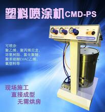 PS塑料粉末火焰噴涂機噴塑機聚乙烯噴涂機環氧樹脂圖片