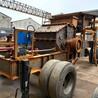 河南大型碎石機,開封移動式建筑垃圾破碎站