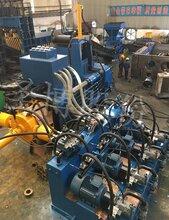 破碎料臥式打餅機1250噸江陰產圖片