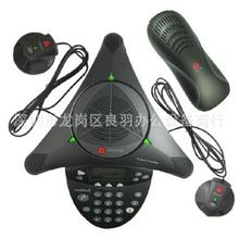 宝利通SoundStation2EX扩展型(带显示屏)会议电话图片