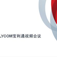 宝利通视频会议系统Group550+IP3092视频会议电话图片