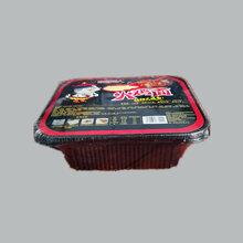 万瑞生产塑料方便面碗自热盒食品包装盒封口盒可定制图片