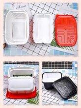 自热盒生产厂家,塑料包装盒,方便面盒,拌面碗,封口碗图片