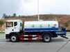 安徽國五8噸灑水車價格