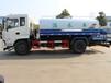 貴州國六8噸灑水車圖片