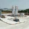 20立方0.8MPa液氮低温真空储罐现货低价,杜尔工业气体低温设备