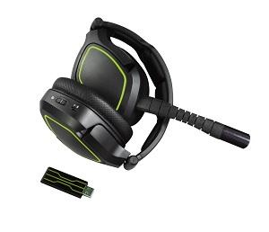 无线2.4G双向高音质游戏耳机方案翔音科技