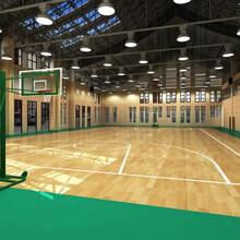 深圳PVC地膠施工-PVC地板鋪設-室內球場建設工程-