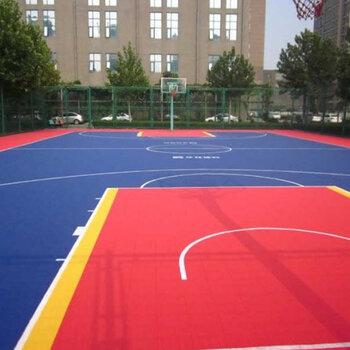 廣東懸浮地板施工-籃球場懸浮地板拼裝-懸浮拼裝地板建設工程